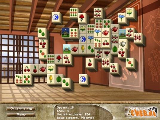 Feng-Shui-Mahjong