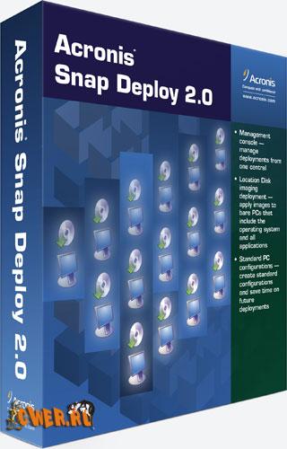 Acronis Snap Deploy v2.0 Build 2141