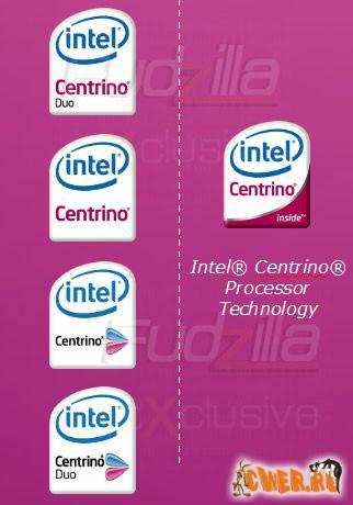 У процессоров Intel - новые логотипы
