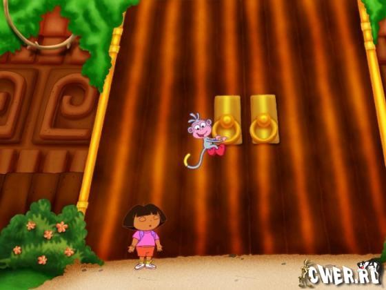 Игру Приключения Доры