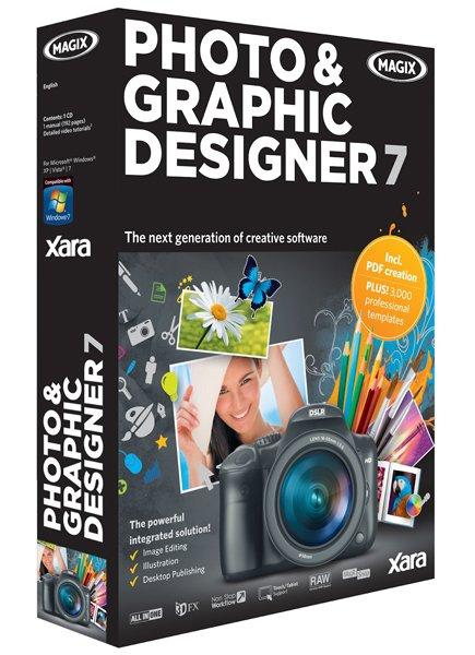 Xara Photo & Graphic Designer 7