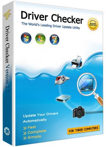 Driver Checker 2.7.5 Datecode 19.09.2011
