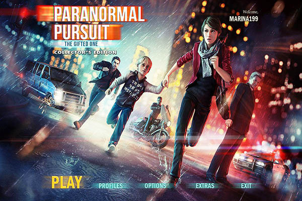 Paranormal Pursuit. The Gifted One Collector's Edition (2014)