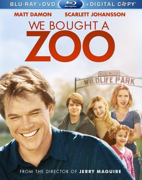 Мы купили зоопарк (2011) HDRip