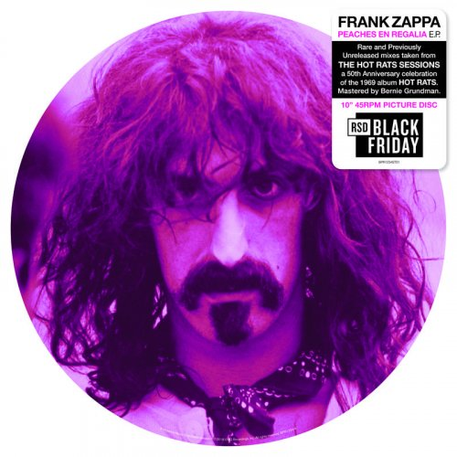Frank Zappa. Peaches En Regalia (2019)