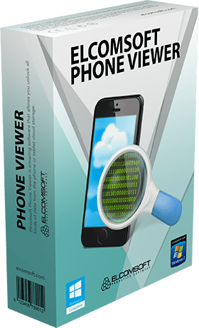 Elcomsoft Phone Viewer