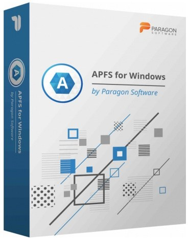 Paragon APFS for Windows
