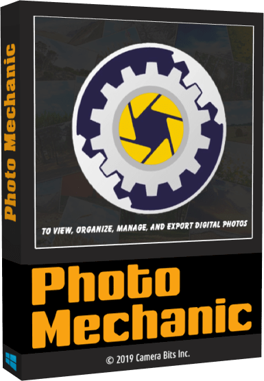 Photo Mechanic 6