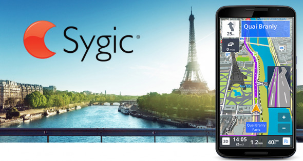Sygic GPS Navigation & Maps 17.6.4