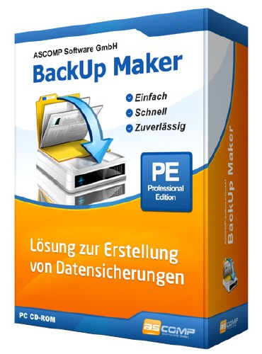 BackUp Maker Professional Edition 7