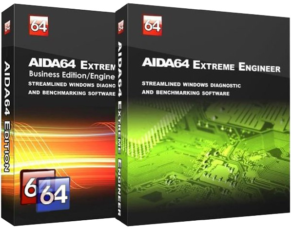 AIDA64 Extreme / Engineer 5.97.4600