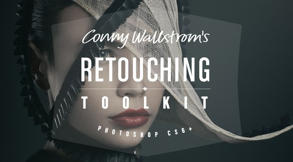 Retouching Toolkit 2.0.1 for Adobe Photoshop