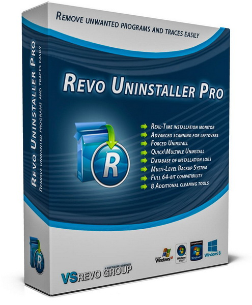 Revo Uninstaller Pro 3.1.9 + Portable