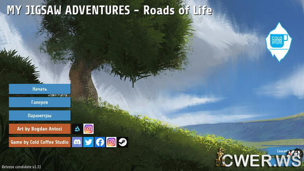 скриншот игры My Jigsaw Adventures: Roads of Life