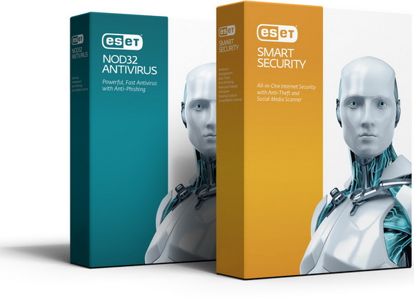 ESET NOD32 Antivirus / Smart Security 8