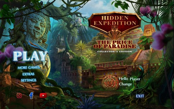 Hidden Expedition 19: The Price of Paradise Collectors Edition