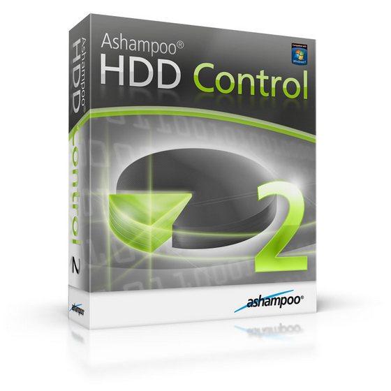 Ashampoo HDD Control 2.08 Unattended