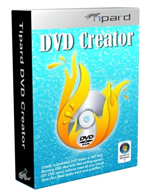 Tipard DVD Creator